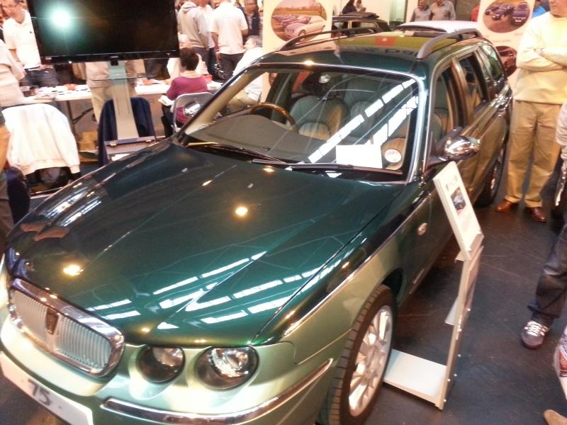 Rover 75 CDTi Connoisseur SE Tourer M3 RDT